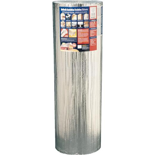 Reflectix 48 In. x 50 Ft. Double Reflective Insulation