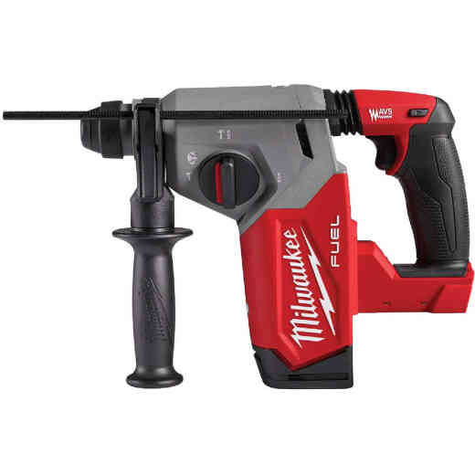 Milwaukee M18 FUEL 1 In. SDS Plus Rotary Hammer - Bare Tool