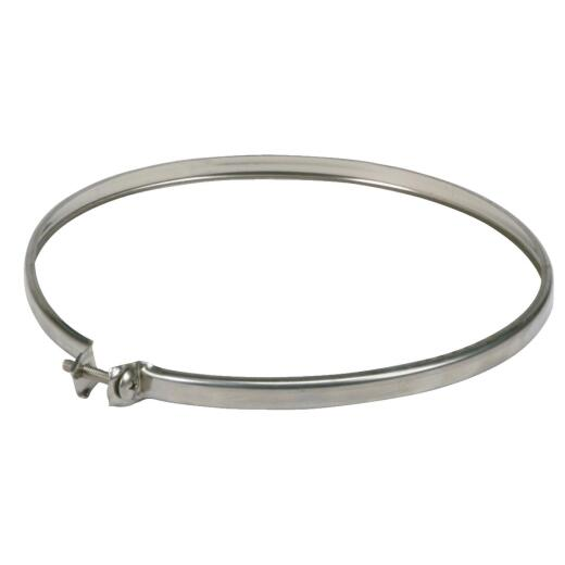 SELKIRK Sure-Temp 8 In. Stainless Steel Locking Band