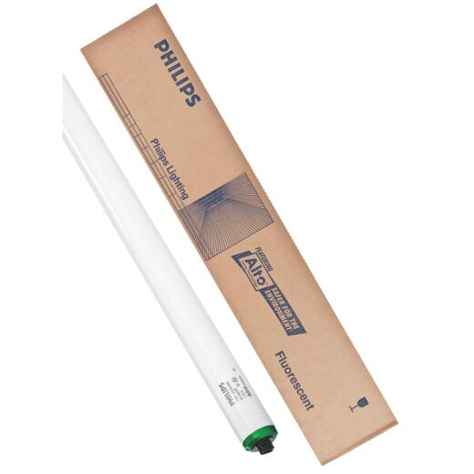 Philips 110W 96 In. Cool White T12 Recessed Double Contact High Output Fluorescent Tube Light Bulb (2-Pack)